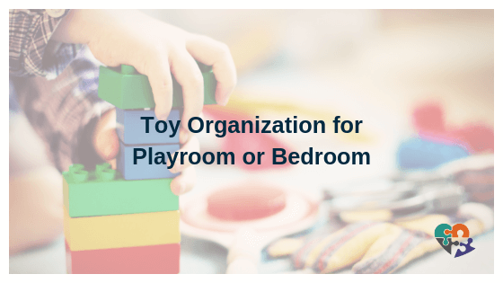 3 Steps for Toy Organization