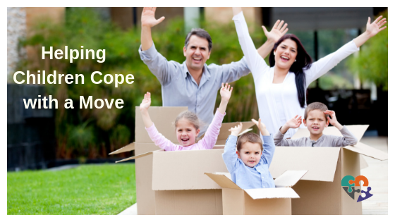 Helping Children Cope with a Move