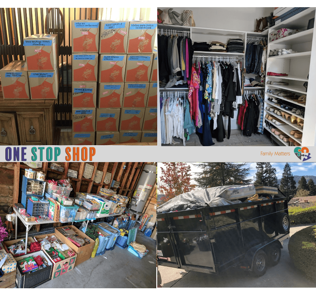 One stop shop for moving and packing in the bay area